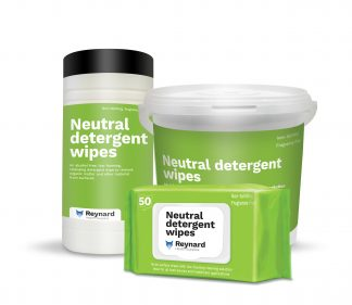 RHS201, RHS203 & RHS206 Neutrals Wipes