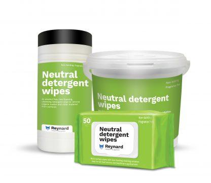 RHS201, RHS203 & RHS206 Neutrals Wipes