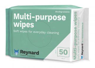 Reynard Multi-purpose Wipes pack