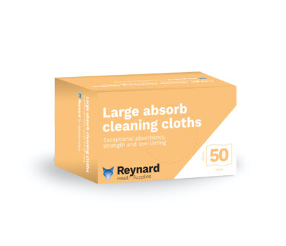 Absorb cleaning cloths