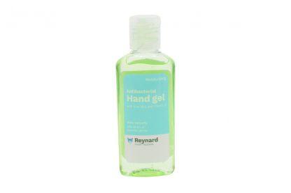 small bottle of reynard antibacterial hand gel