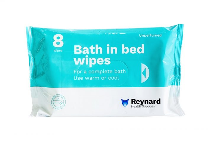 Pack of Reynard Bath in Bed Wipes