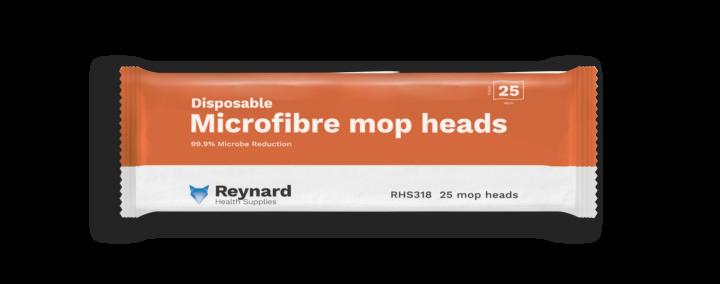 Microfibre Mop Head