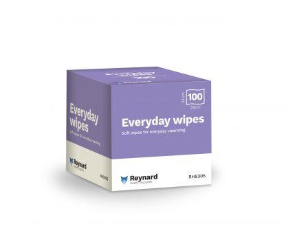 Everyday wipes